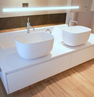 Nowoczesna łazienka - aranżcje i wyposażenie