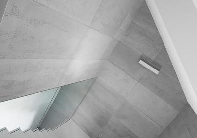Beton architektoniczny bez sztucznych włókien