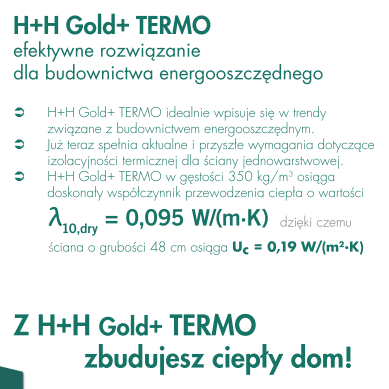H+H Gold+ TERMO