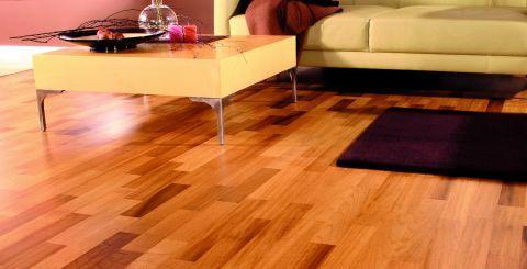 Podłoga drewniana - panele