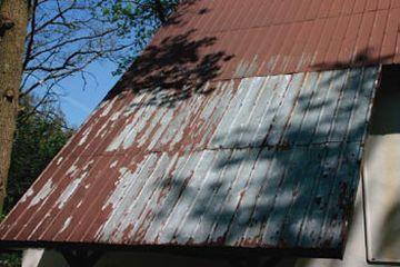 Pokrycia dachowe z blachy: stal powlekana plastizolem