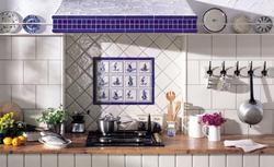 Płytki do kuchni - 12 ciekawych wzorów płytek kuchennych