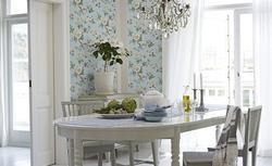 Styl romantyczny - kwiatowe wzory, pastelowe ściany. Inspirujące aranżacje wnętrz
