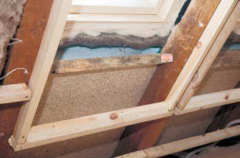 Tapetowanie wnęk okiennych