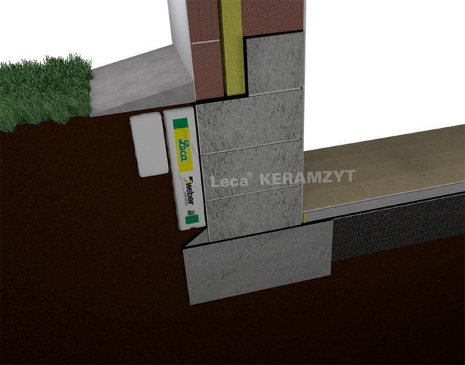 Izolacja termiczna piwnic keramzytem