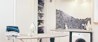 Pralnia w domu. Najlepsze miejsce na pralkę - łazienka czy pomieszczenie gospodarcze