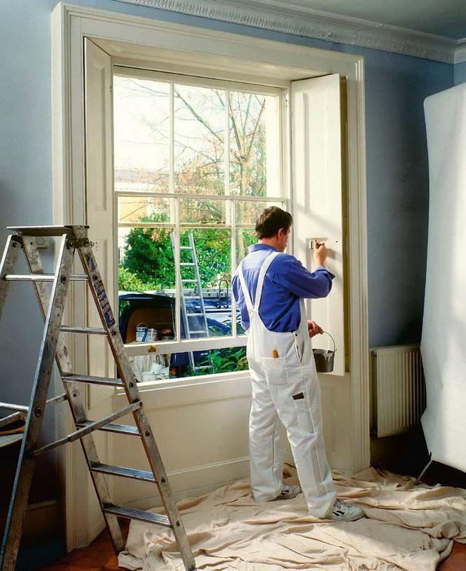Samodzielne malowanie ścian