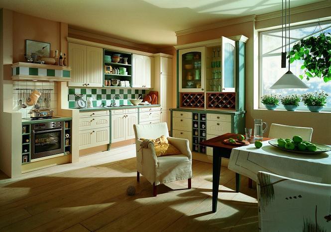 Stylowe kuchnie angielskie Zobacz 8 zdjęć aranżacji kuchni w stylu angielski