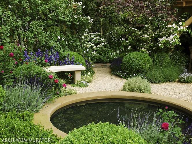 Aranżacja ogrodu pełnego tajemnic: wejście