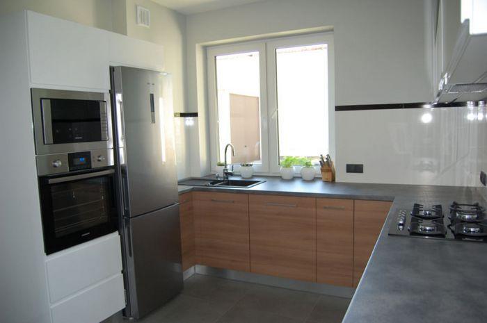 Galeria zdjęć  Pomysły na kuchnię forumowiczów z Forum Muratora  zdjęcie nr   -> Kuchnia Ikea Obrazy