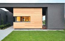 Z czego się robi drewniane elewacje: deski, termodrewno czy laminat HPL