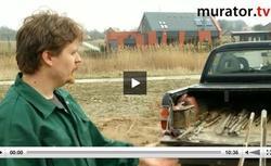 FILM : Problemy z działką. Torf! POGOTOWIE BUDOWLANE MURATORA