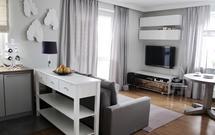 Pomysł na wnętrze - połączenie stylu klasycznego z nowoczesnym designem [ZDJĘCIA]