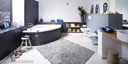 15 pomysłów na szarą łazienkę. Zobacz nowoczesne aranżacje