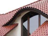 Orynnowanie dachu o nietypowym kształcie