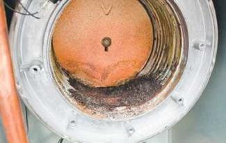 Czyszczenie kotła gazowego