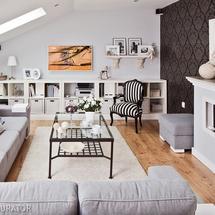 Funkcjonalność i wygoda salonu