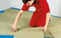 Jak wyciszyć podłogę z paneli. Podkłady pod panele laminowane i panele drewniane