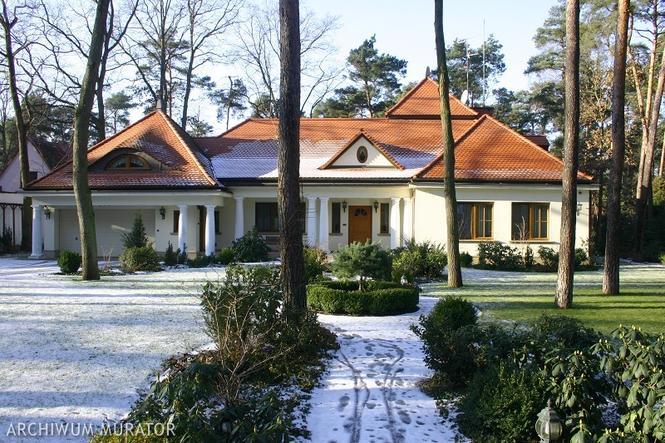 Przegląd dachu przed zimą