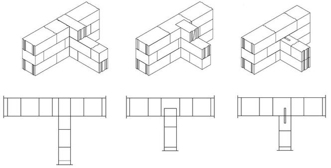 Przewiązanie ścian wewnętrznych z zewnętrznymi