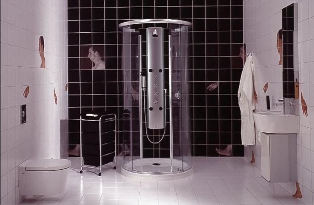 Wybieramy panele prysznicowe
