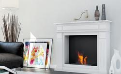 Biokominek, czyli światło i ciepło ognia w mieszkaniu dzięki ekologicznemu kominkowi
