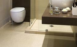 Brodzik prysznicowy z płytek - sposób na nowoczesną kabinę prysznicową
