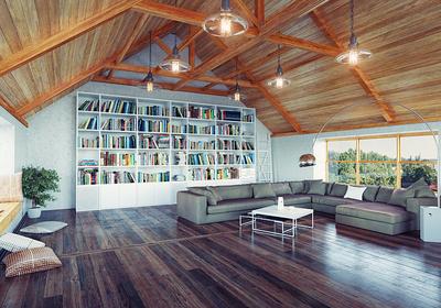 Domowa biblioteka na 15 sposobów. GALERIA