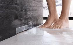 Prysznic bez kompromisów - odpływy ścienne i podłogowe
