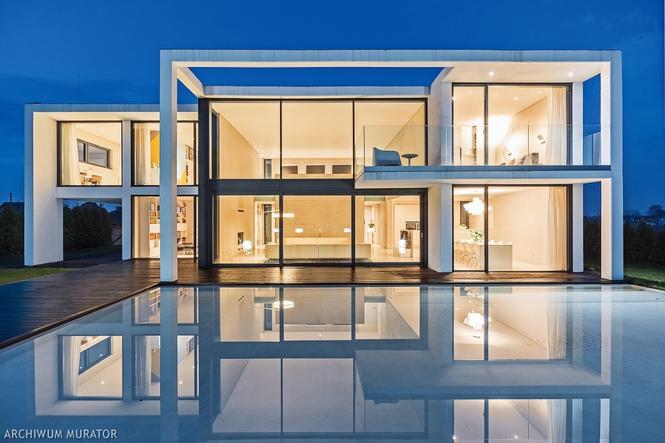 Projekt domu: Pracownia Architektoniczna Beton House