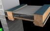 Wykonanie warstwy rozdzielającej ze szprycu cementowego
