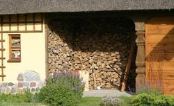 Drewno do kominka - podpowiadamy, jak wybrać najlepsze, aby palenie w kominku było wydajne