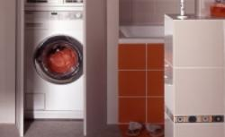 Jak ukryć pralkę - pomysł na zabudowę pralki w łazience