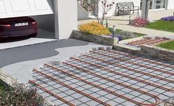 Kable grzejne - sposób, na zapobieganie oblodzeniu podjazdów, schodów i rynien