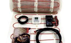 Elektryczne ogrzewanie podłogowe: ciepła podłoga w łazience